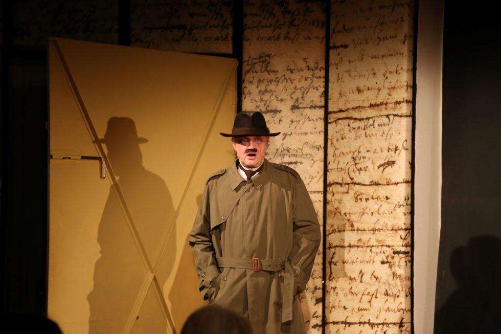 Rainer Künnecke als Fritze Haarmann